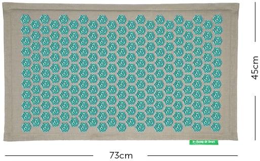 Dimensions Blumenfeldmatte